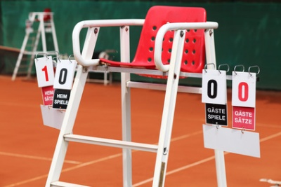 Arbitres de chaise us cagnes tennis for Chaise arbitre tennis occasion