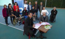 Partenariat ENEDIS / FFT