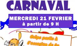 LE 21 C'est CARNAVAL